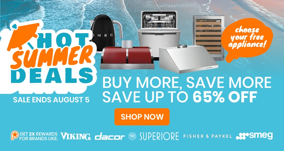 Hot Summer Deals - Up to 65% Off Select Products Sitewide