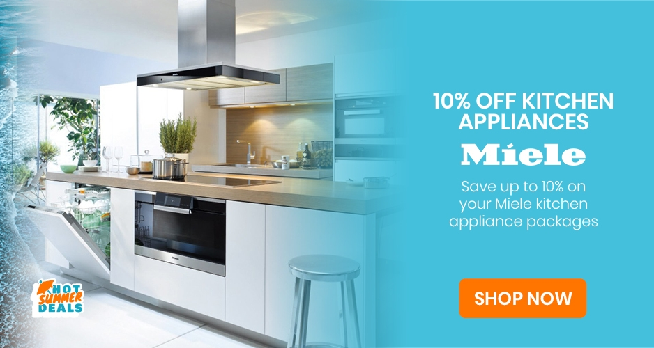 Miele - 10% Off Kitchen Appliances