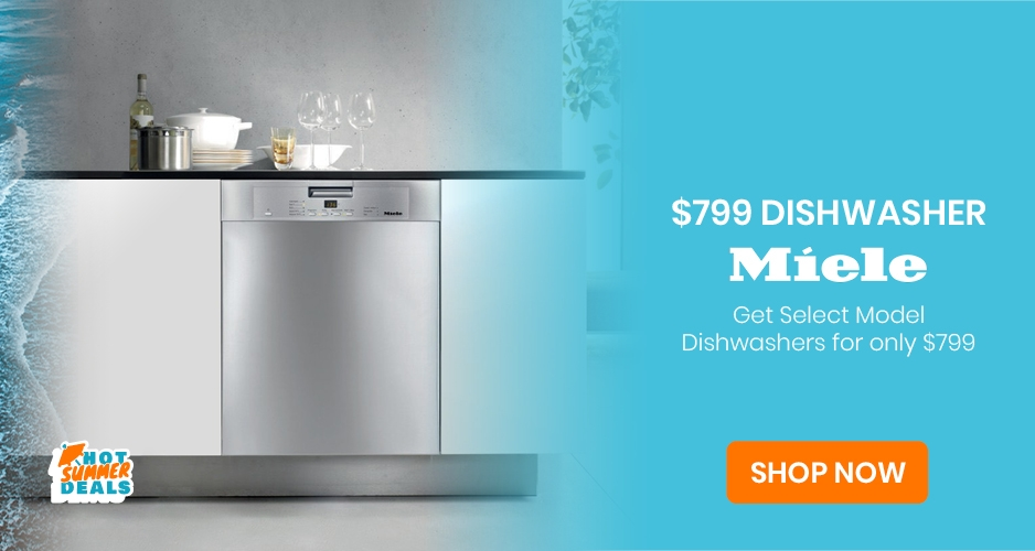 Miele - $799 Off Select Dishwashers