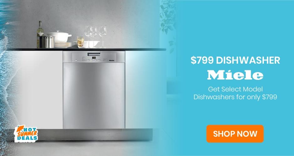 Miele - $799 Off Select Dishwashers