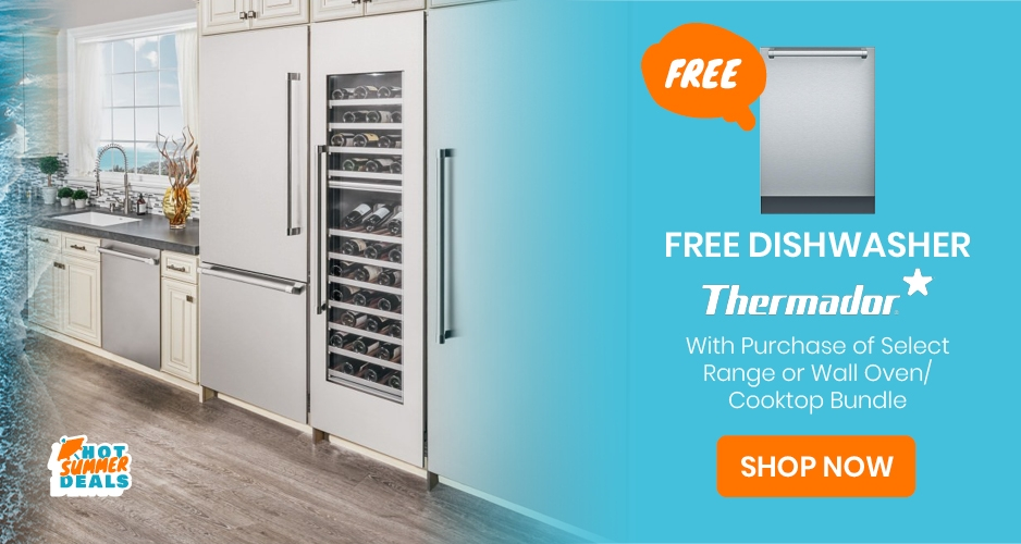 Thermador - Get A Free Dishwasher