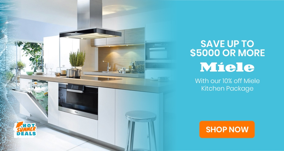 Miele - Save up to $5000 or more