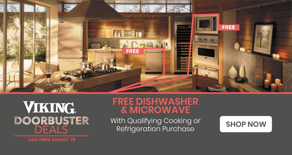 testViking - Get A Free Dishwasher and Microwave
