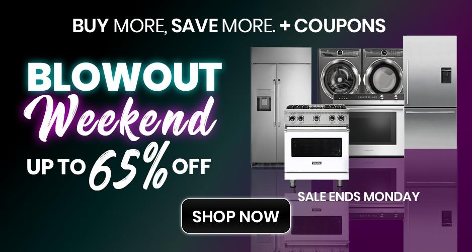Weekend Blowout Sale