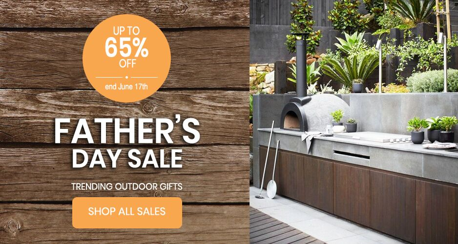 Fathers Day Sale - Up to 65% Off Outdoor Appliances