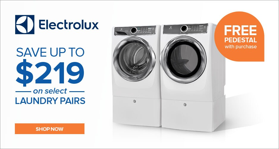 Electrolux - Free Laundry Pedestal