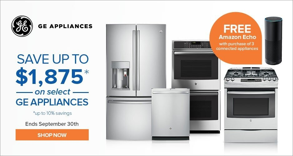 GE Appliances - Save Up to $1,875 On Kitchen Packages