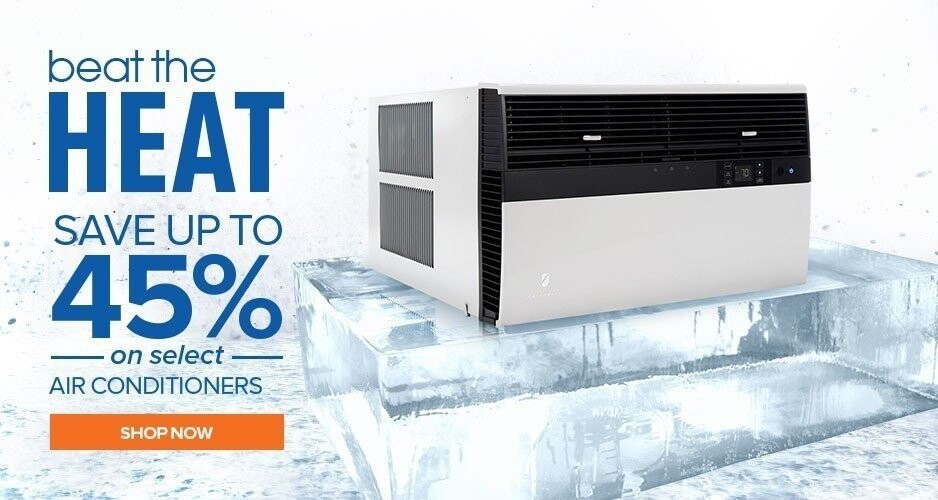 Air Conditioners Up to 45% Off