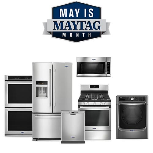 May is Maytag Month - Save Up to $1,100
