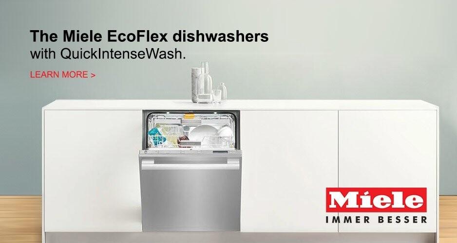 Miele - Ecoflex Dishwashers Promo