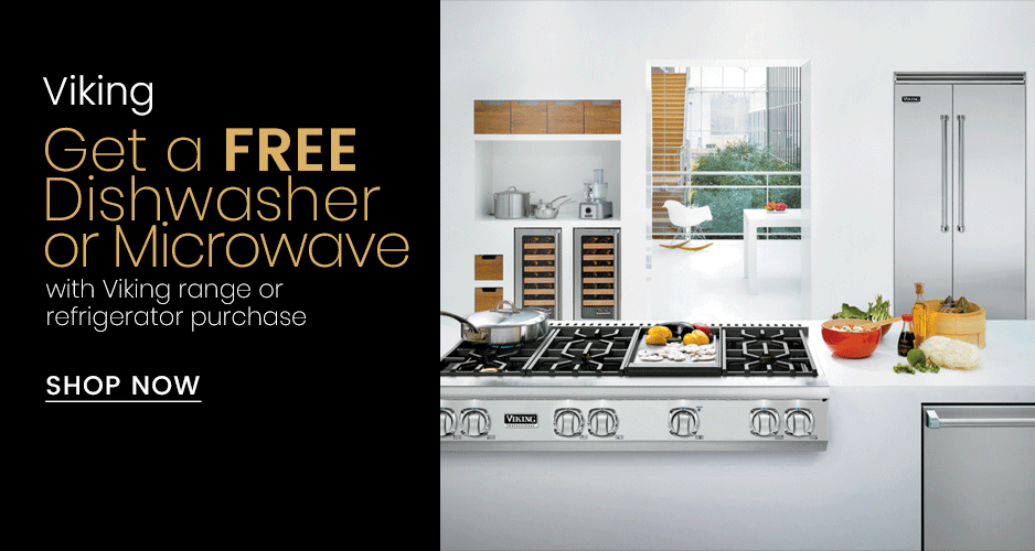 Viking Get Free Dishwasher