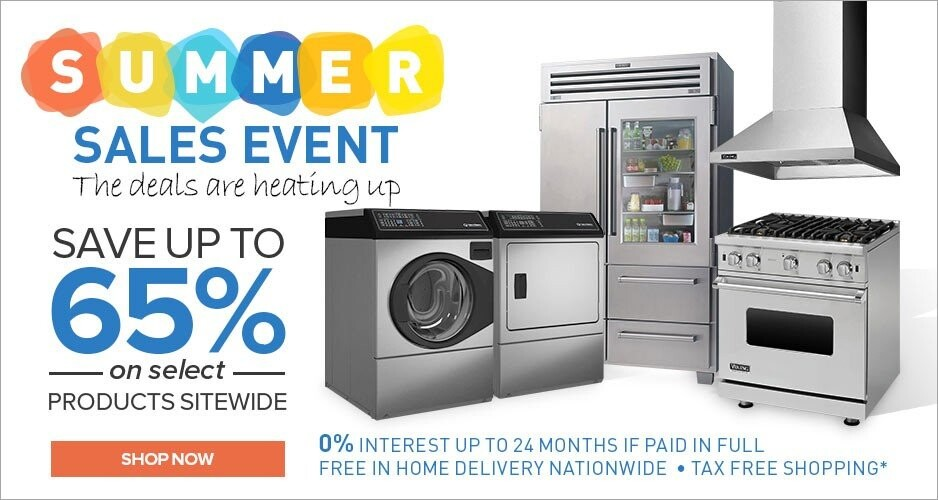 Summer Sales Event - Up to 65% Off Select Products Sitewide