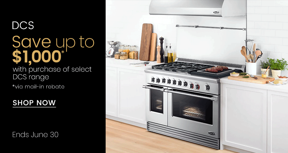DCS - Save Up to $1,000 Select Range