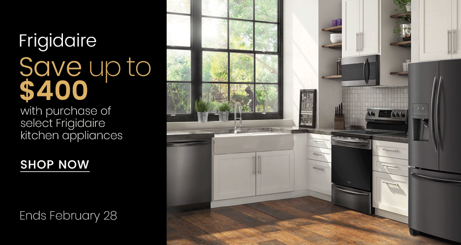 Frigidaire - Save Up to $400 On Kitchen Packages