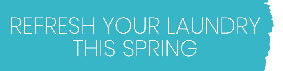 Refresh Your Laundry This Spring