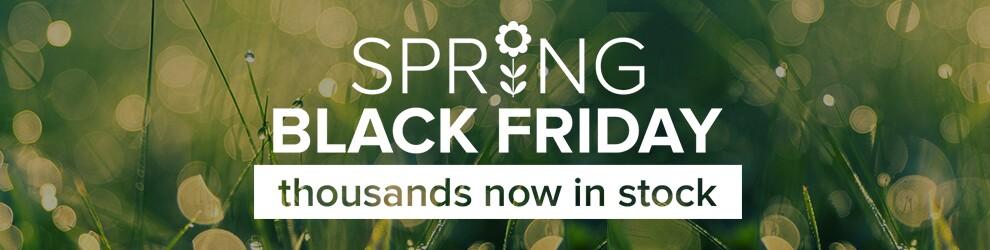 Spring Black Friday Sale