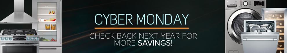 Cyber Monday Sale - Check Back Next Year