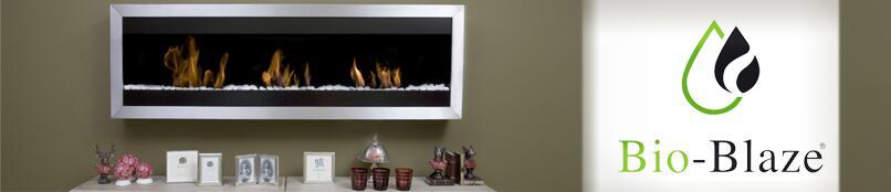 Bio-Blaze Fireplaces