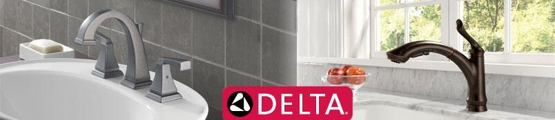 Delta Sinks and Faucets