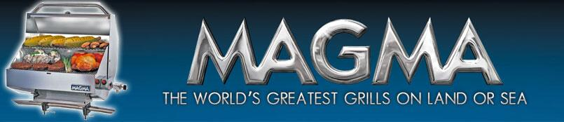 Magma Grills