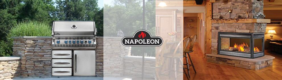 Napoleon Grills and Fireplaces