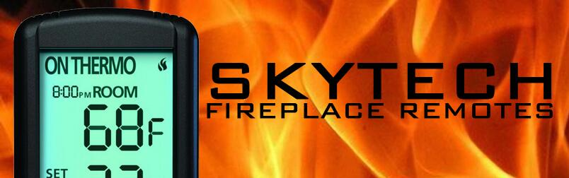 Skytech Fireplace Remote Controls